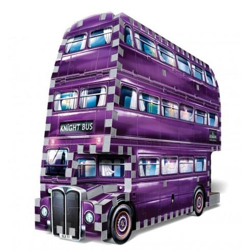 Puzzle Harry Potter 3D Autobús Nocturno