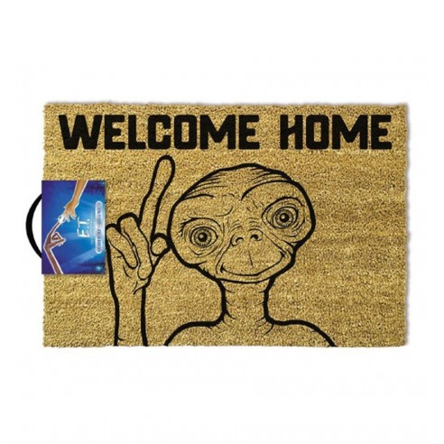 Felpudo E.T. Welcome Home 40 x 60cm.