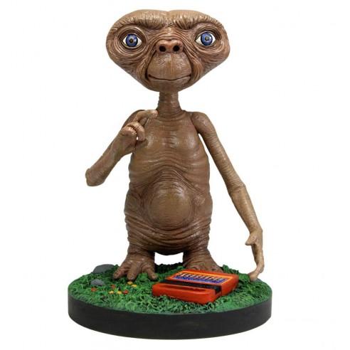 Figura E.T. Extraterrestre Cabezón 15 cm.