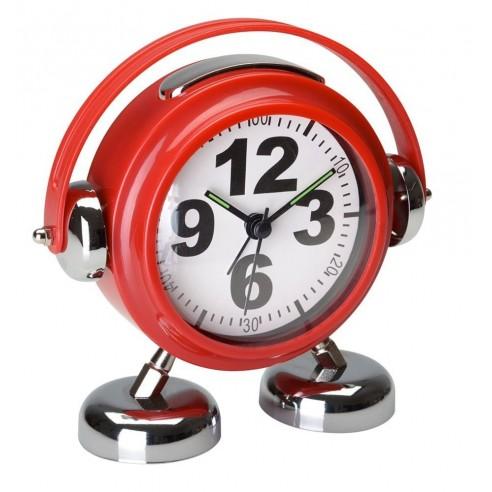 Reloj Despertador Disc Jockey