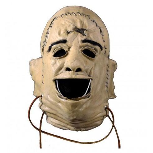 Máscara de Látex Leatherface La Matanza de Texas