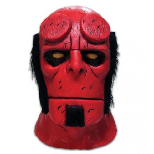 Máscara de Látex Hellboy