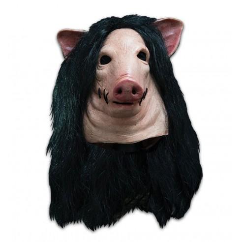 Máscara de Látex Pig Saw