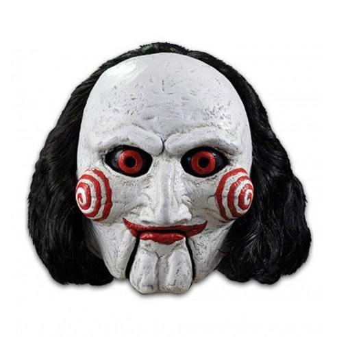 Máscara de Látex Saw Billy Puppet