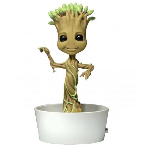 Figura Groot Guardianes de la Galaxia Movimiento Body Knocker