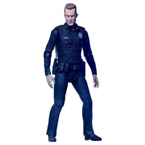 Terminator 2 Figura Ultimate T-1000 de 18 cm.