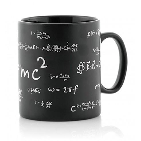 Taza Gigante Fórmulas Matemáticas