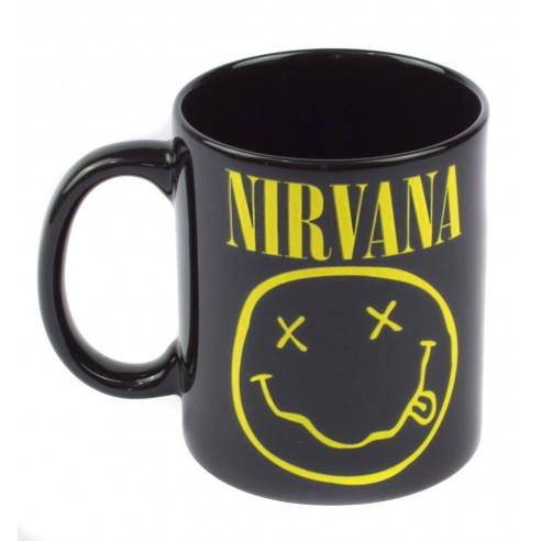 Taza Original de Colección Nirvana Logo