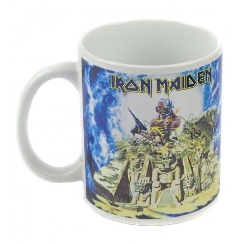 Taza Original de Colección Iron Maiden
