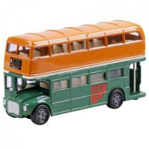Bus The Beatles Portada Rubber Soul