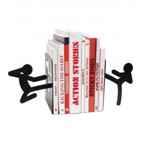 Sujetalibros Karate