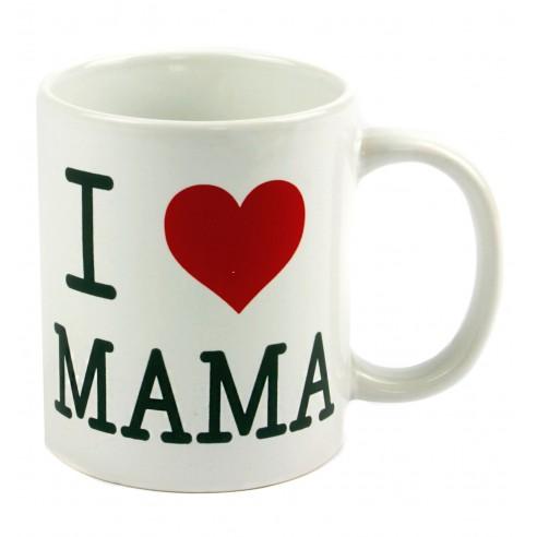 Taza I Love Mama