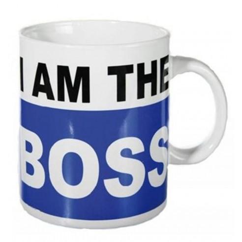 Taza Gigante I am the Boss