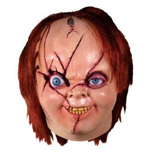 Máscara de Látex La novia de Chucky