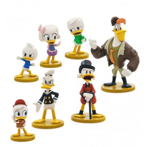 Set Figuras Patoaventuras - Woo-oo!