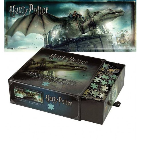 Puzzle Harry Potter Gringotts Bank Escape 1.000 piezas