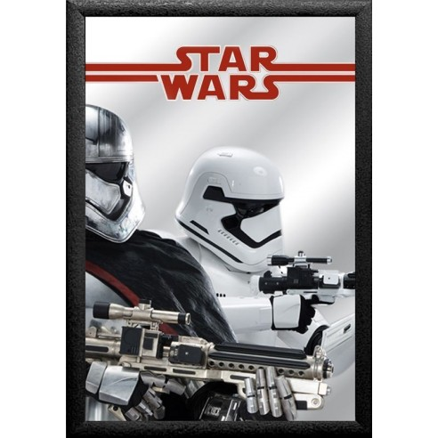 Cuadro Espejo Star Wars Stormtrooper
