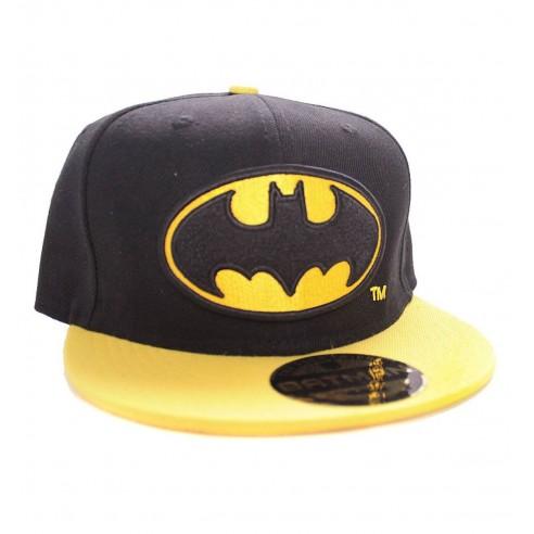 Gorra Black Bat Logo Batman