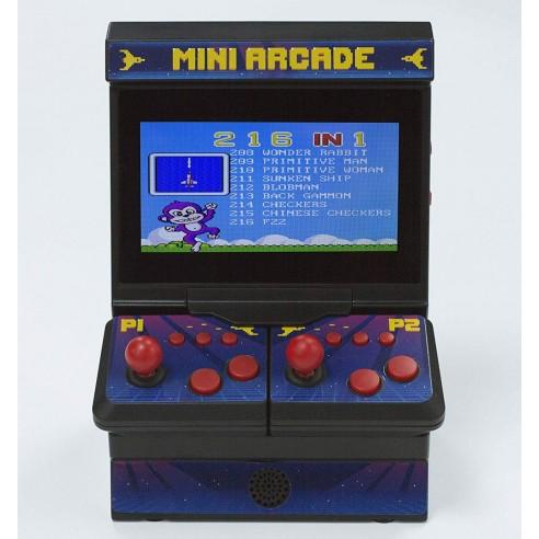 Juego Mini Arcade 2 Jugadores