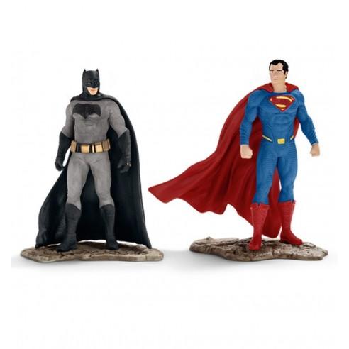 Figuras Liga de la Justicia Batman v Superman 10 cm.
