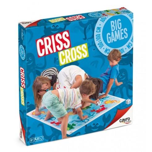 Juego infantil CrissCross Gigante