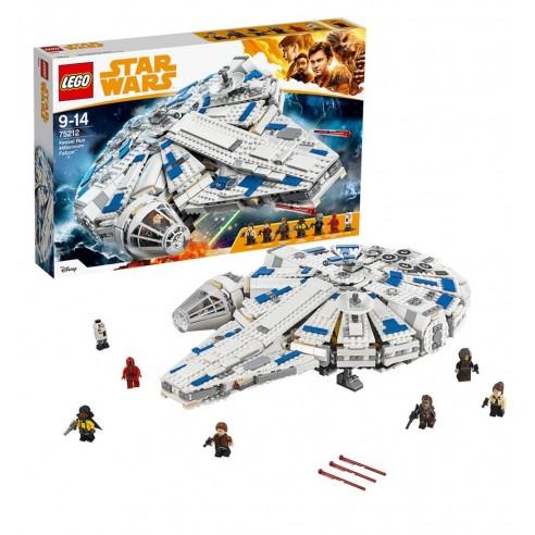 Lego Star Wars - Halcón Milenario Falcon 75212