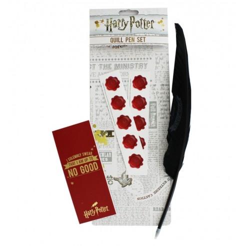 Bolígrafo Pluma de Escritura Harry Potter