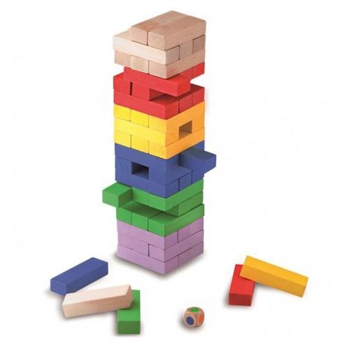 Juego Block & Block Colores