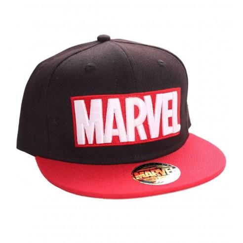 Gorra Béisbol Logo Marvel