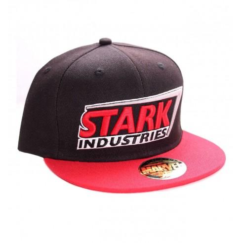 Gorra Béisbol Logo Iron Man Stark Industries