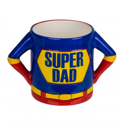 Taza de Cerámica Super Papá