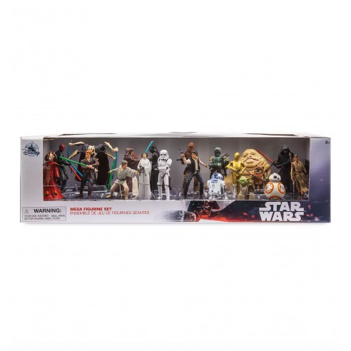 Megaset 20 Figuras Star Wars