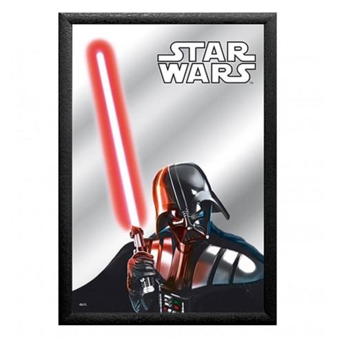 Cuadro Espejo Star Wars Darth Vader