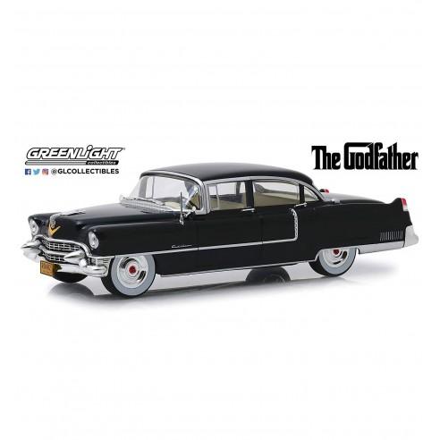 Coche El Padrino Cadillac Fleetwood Series 60 Escala 1:24