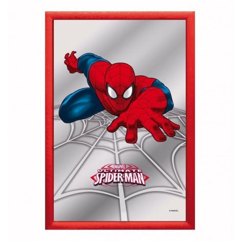 Cuadro Espejo Spiderman