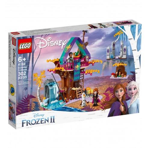 Lego Frozen II Casa del Árbol Encantada