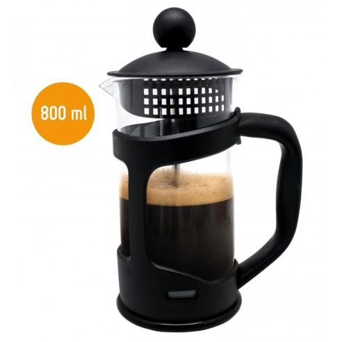 Cafetera Francesa con Émbolo 800 ml.