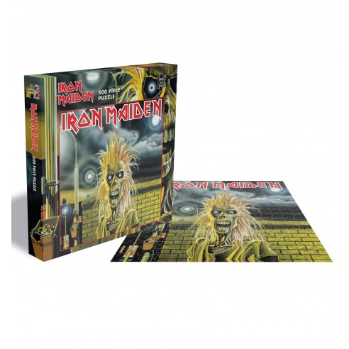 Puzzle Iron Maiden 500 piezas