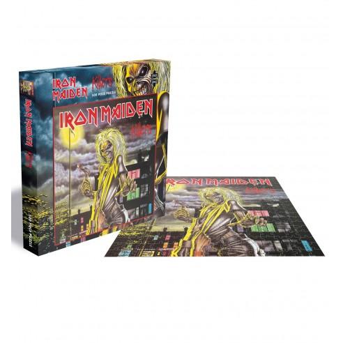 Puzzle Iron Maiden Killers 500 piezas
