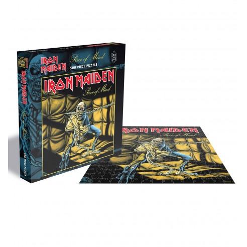 Puzzle Iron Maiden Piece of Mind 500 piezas