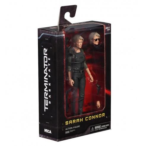 Figura Sarah Connor - Terminator Dark Fate 18 cm