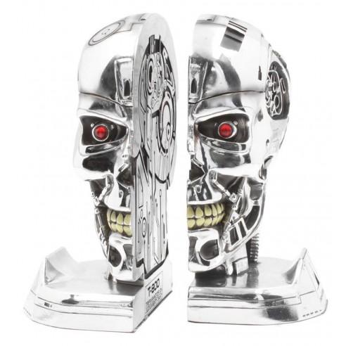 Sujetalibros Terminator II