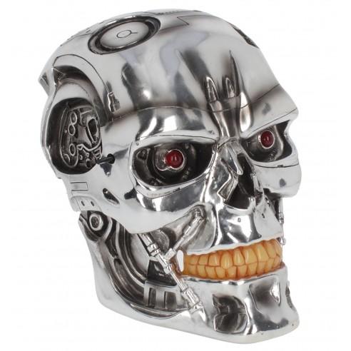 Terminator II Aplique de Pared Cabeza T-800