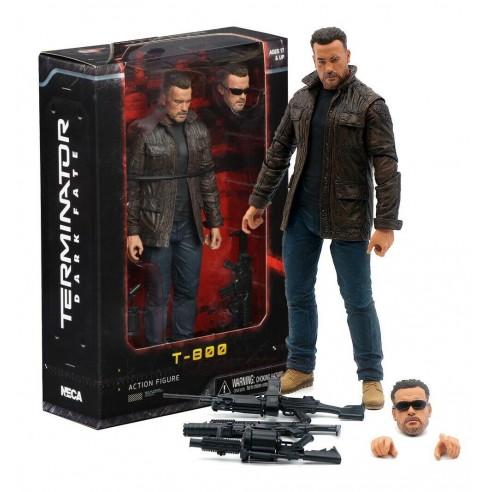 Figura T-800 - Terminator Dark Fate 18 cm