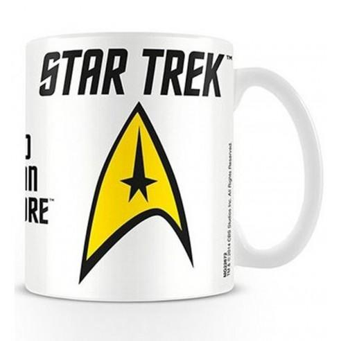 Taza Star Trek