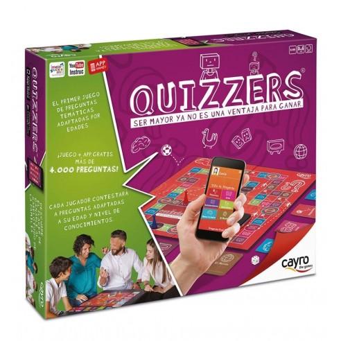 Juego de Preguntas Quizzers