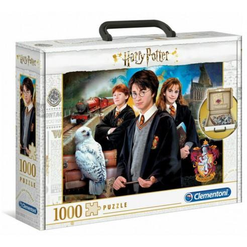 Puzzle Maletín Harry Potter 1.000 piezas