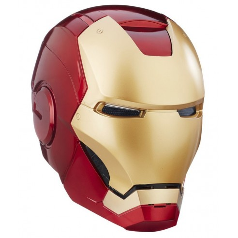 Casco Electrónico Iron Man
