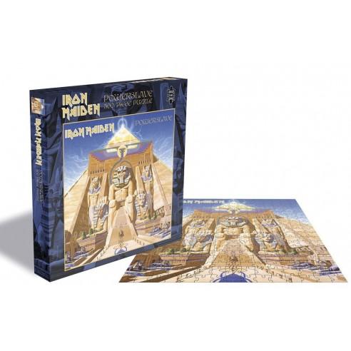 Puzzle Iron Maiden Powerslave 500 piezas