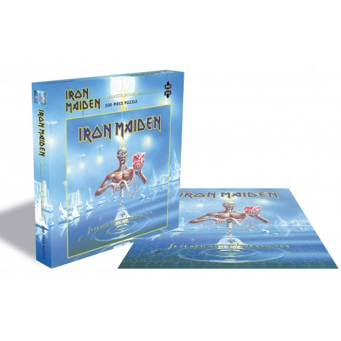Puzzle Iron Maiden Seventh Son of a Seventh Son 500 piezas